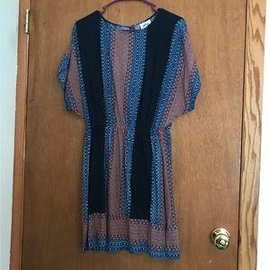 Multi-patterned dress